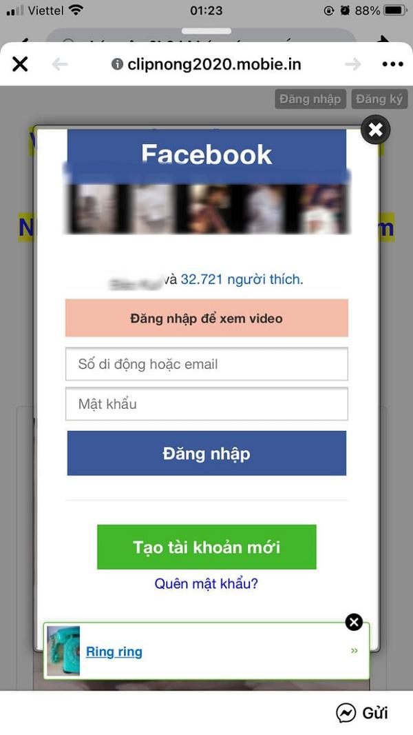 Cảnh giác trước hai chiêu trò hack Facebook đang rộ lên tại Việt Nam - Ảnh 3