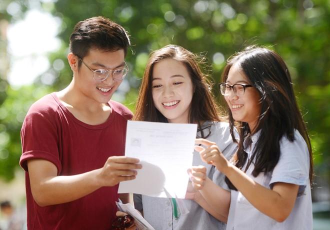 Đáp án chính thức môn Toán 24 mã đề tốt nghiệp THPT 2020 của bộ GD&ĐT - Ảnh 1