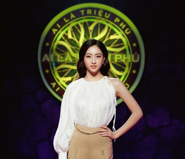"""Tham gia """"Ai là triệu phú"""", Hoa hậu Lương Thùy Linh mất 30 triệu trong phút chốc vì tin lời bạn - Ảnh 1"""
