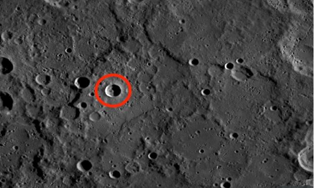 Thợ săn UFO tuyên bố phát hiện tàu vũ trụ cổ đại trên sao Thủy - Ảnh 1