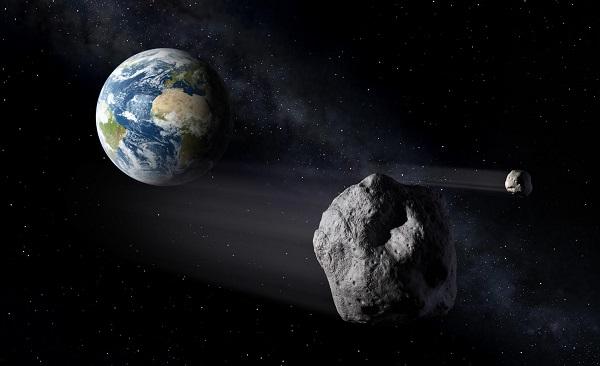 Phát hiện tiểu hành tinh có nguy cơ đâm vào Trái đất trong 10 năm nữa - Ảnh 2