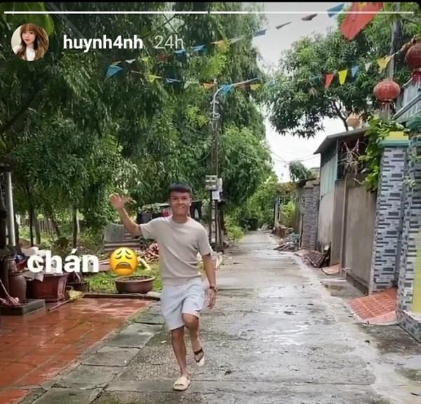 Tung clip cực đáng yêu về Quang Hải, Huỳnh Anh đang ngầm khoe tình cảm ngày càng ngọt sau ồn ào? - Ảnh 3
