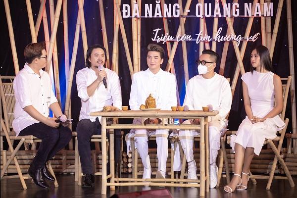 Hoa hậu Tiểu Vy trình diễn áo dài trên bài hát tiếng Quảng của Đàm Vĩnh Hưng - Ảnh 1