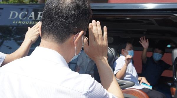 Nỗi day dứt của bác sĩ bệnh viện Chợ Rẫy trước khi rời Đà Nẵng - Ảnh 3