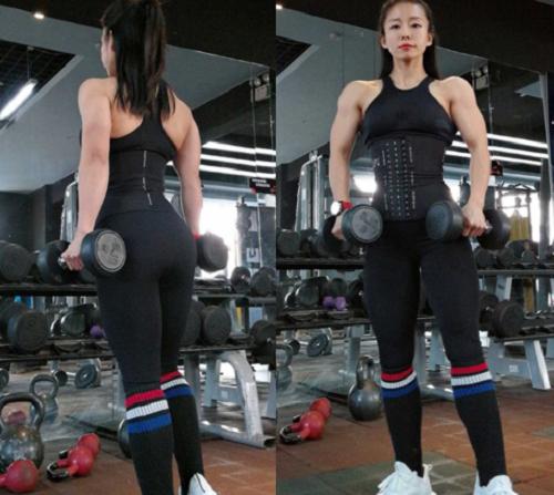 """Giảm liền 35kg, cô giáo 8x sở hữu cơ bắp vạm vỡ khiến dân tình """"tròn mắt"""" ngưỡng mộ - Ảnh 2"""