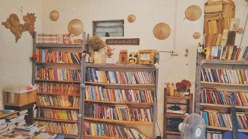 """Thư viện """"lòng tin"""" giữa lòng Thủ đô - Ảnh 1"""