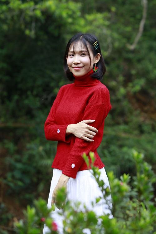 Con gái nuôi Quyền Linh gây xúc động khi sáng tác nhạc phim về tình cha con - Ảnh 2