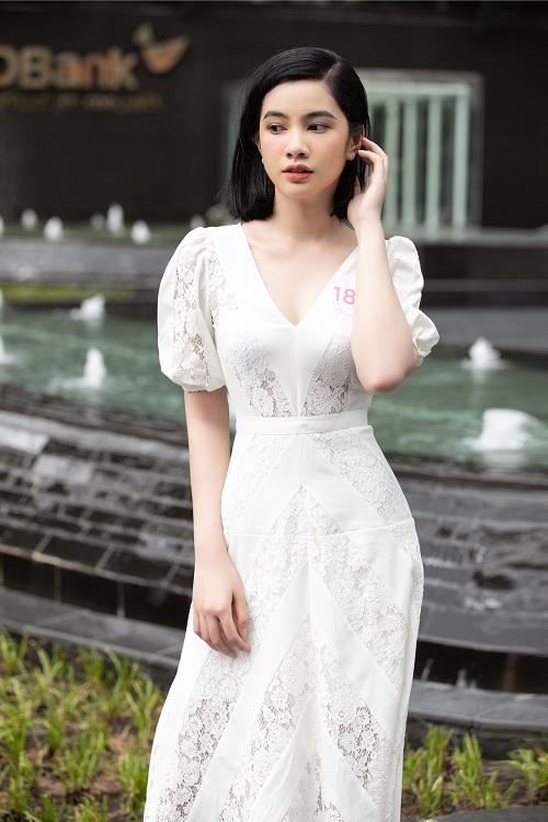 Ngắm nhan sắc rực rỡ top 30 thí sinh đầu tiên vào Bán kết Hoa Hậu Việt Nam 2020 - Ảnh 3
