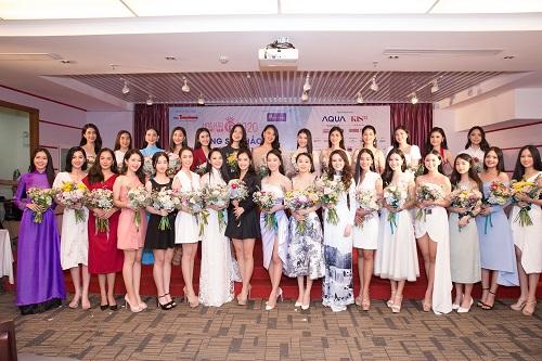 Ngắm nhan sắc rực rỡ top 30 thí sinh đầu tiên vào Bán kết Hoa Hậu Việt Nam 2020 - Ảnh 1
