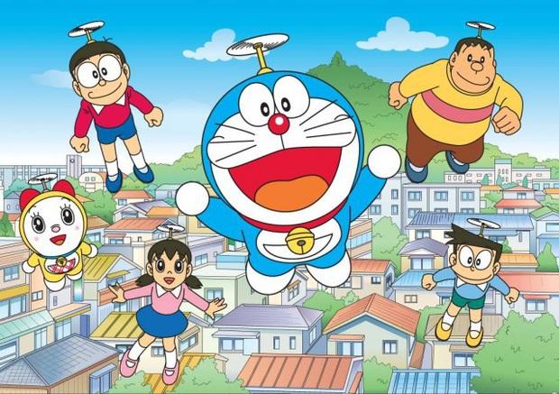 Hôm nay (3/9) là sinh nhật Doraemon – cậu bạn mèo máy nổi tiếng nhất thế giới của Nobita - Ảnh 1