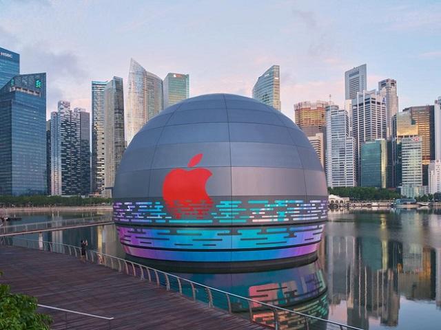Tin tức công nghệ mới nóng nhất hôm nay 3/9: Apple chuẩn bị khai trương cửa hàng nổi trên mặt nước đầu tiên - Ảnh 1