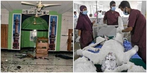 Bangladesh: Thêm nhiều nạn nhân thiệt mạng trong vụ nổ khí ga tại nhà thời Hồi giáo - Ảnh 1