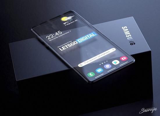 Tin tức công nghệ mới nóng nhất hôm nay 9/9: Samsung đăng ký bằng sáng chế smartphone trong suốt - Ảnh 1