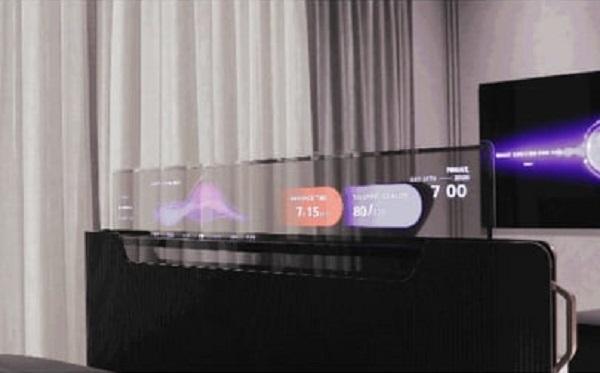Tin tức công nghệ mới nóng nhất hôm nay 15/1: LG giới thiệu concept TV màn hình cuộn trong suốt mới - Ảnh 1