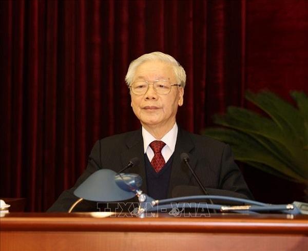Hội nghị lần thứ 15 Ban Chấp hành Trung ương Đảng thành công tốt đẹp - Ảnh 1