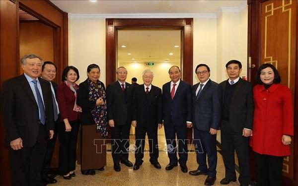 Hội nghị lần thứ 15 Ban Chấp hành Trung ương Đảng thành công tốt đẹp - Ảnh 5