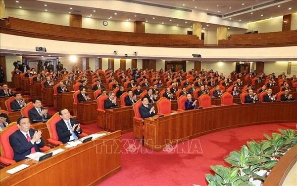 Hội nghị lần thứ 15 Ban Chấp hành Trung ương Đảng thành công tốt đẹp - Ảnh 6