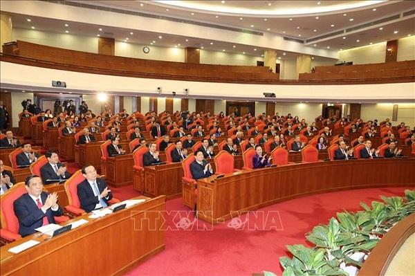 Hội nghị lần thứ 15 Ban Chấp hành Trung ương Đảng thành công tốt đẹp - Ảnh 7