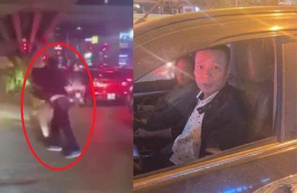 Hà Nội: Điều tra vụ tài xế đánh người trọng thương vì bị nhắc dừng xe lâu gây ùn tắc - Ảnh 1