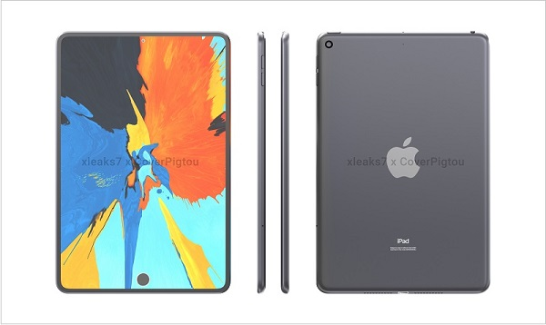 Tin tức công nghệ mới nóng nhất hôm nay 22/1: Rò rỉ hình ảnh render iPad mini 6, thiết kế cực hấp dẫn - Ảnh 1