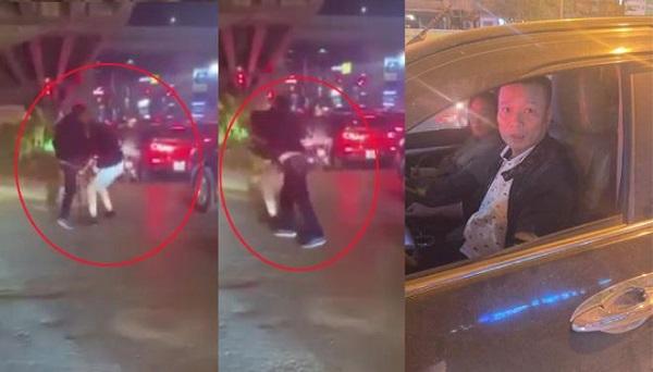 Hà Nội: Khởi tố vụ án tài xế đánh người vì bị nhắc dừng xe quá lâu gây ùn tắc - Ảnh 1