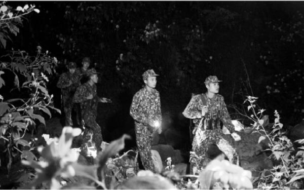 Chuyện về những người lính quen với Tết xa nhà ở ngã ba biên giới - Ảnh 1