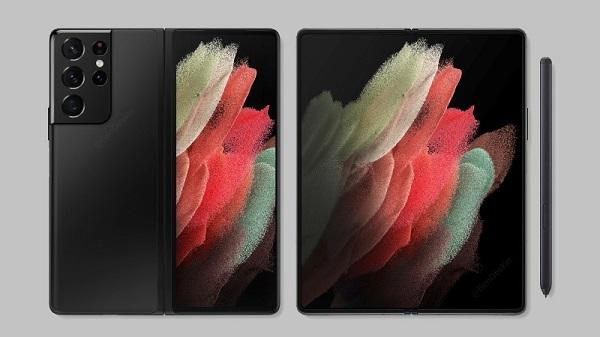 Tin tức công nghệ mới nóng nhất hôm nay 1/2: Lộ ảnh render chất lượng cao của Samsung Galaxy Z Fold 3 - Ảnh 1