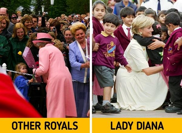 Công nương Diana và những lần phá vỡ quy tắc hoàng gia Anh để nuôi dạy 2 hoàng tử - Ảnh 5