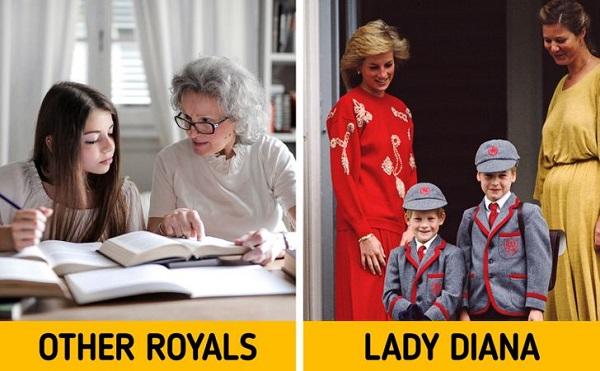 Công nương Diana và những lần phá vỡ quy tắc hoàng gia Anh để nuôi dạy 2 hoàng tử - Ảnh 3
