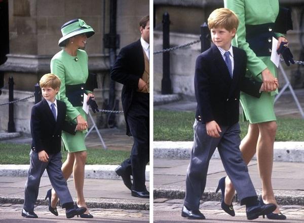 Công nương Diana và những lần phá vỡ quy tắc hoàng gia Anh để nuôi dạy 2 hoàng tử - Ảnh 7