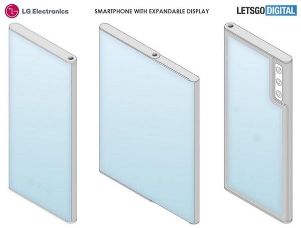 Tin tức công nghệ mới nóng nhất hôm nay 13/2: Lộ bằng sáng chế smartphone màn hình cuộn LG Rollable - Ảnh 1