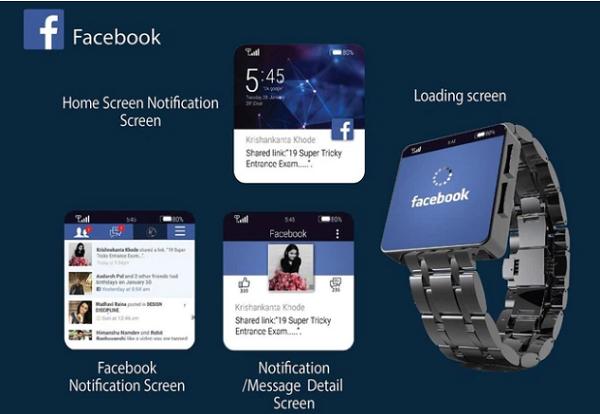 Tin tức công nghệ mới nóng nhất hôm nay 14/2: Facebook đang phát triển smartwatch chạy Android - Ảnh 1