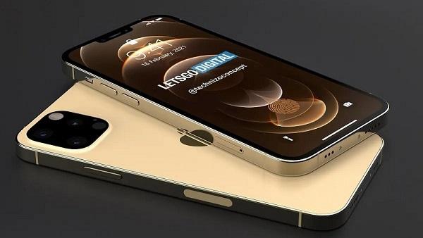 Tin tức công nghệ mới nóng nhất hôm nay 19/2: Ngây ngất trước thiết kế tuyệt đẹp của iPhone 13 Pro - Ảnh 1