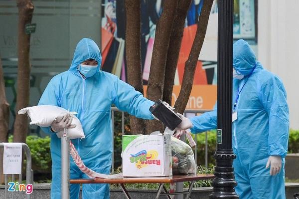 Hà Nội: Gỡ bỏ cách ly y tế ở tòa nhà T6 Times City - Ảnh 1