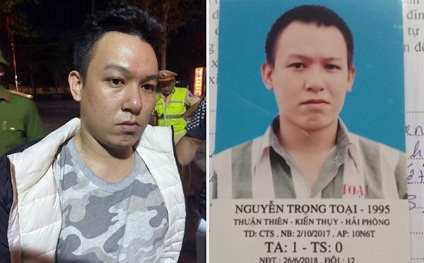Chặn bắt đối tượng truy nã nguy hiểm tại Bình Thuận - Ảnh 1