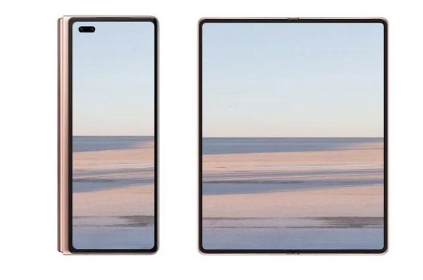 Tin tức công nghệ mới nóng nhất hôm nay 5/2: Smartphone màn hình gập Huawei Mate X2 lộ ảnh render sắc nét - Ảnh 1