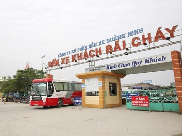 Quảng Ninh: Hoạt động kinh doanh vận tải khách được hoạt động trở lại - Ảnh 1