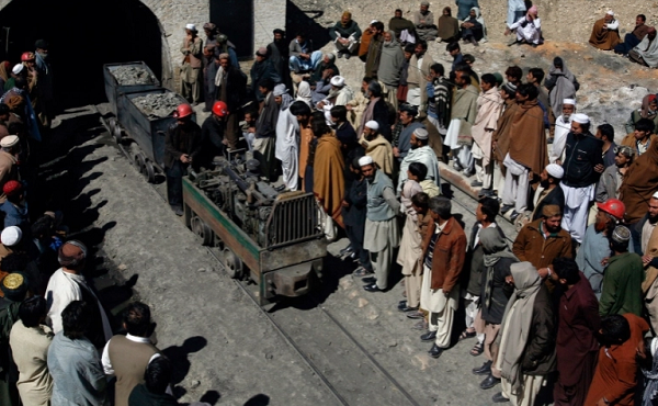 Mỏ than ở Pakistan nổ lớn, ít nhất 6 công nhân thiệt mạng - Ảnh 1
