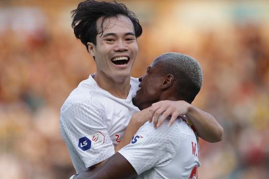 V-League 2021: Văn Toàn ghi bàn, Hoàng Anh Gia Lai thắng trận thứ 2 liên tiếp  - Ảnh 1