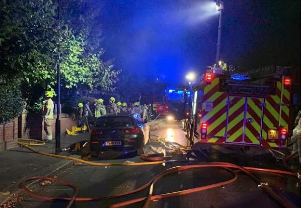 Gia đình 4 người suýt chết vì cháy nhà, nguyên nhân xuất phát từ hành động nhiều người vẫn làm - Ảnh 2