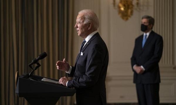 Tổng thống Joe Biden mời 40 nhà lãnh đạo thế giới dự hội nghị thượng đỉnh về biến đổi khí hậu - Ảnh 1