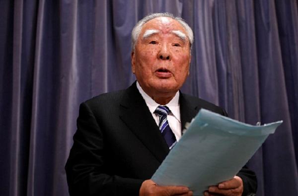 Chủ tịch Suzuki nghỉ hưu sau hơn 40 năm lãnh đạo công ty - Ảnh 1