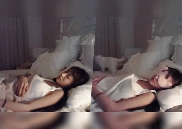 Nữ streamer xinh đẹp kiếm gần 2 triệu đồng nhờ… ngủ quên khi đang livestream - Ảnh 1
