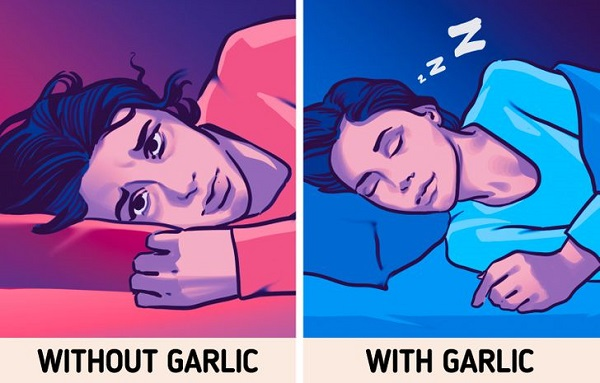 Hé lộ những lợi ích tuyệt vời của việc đặt tỏi dưới gối khi ngủ không phải ai cũng biết - Ảnh 4