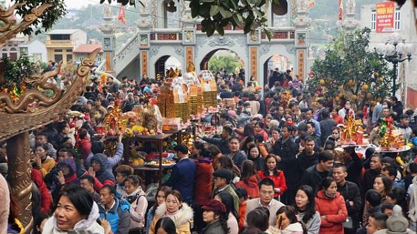 Bắc Ninh: Các lễ hội, di tích văn hóa, lịch sử được hoạt động trở lại - Ảnh 1