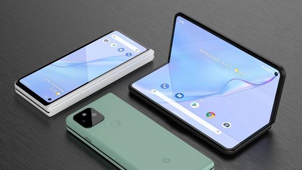 Tin tức công nghệ mới nóng nhất hôm nay 9/3: Lộ concept điện thoại màn hình gập Google Pixel Fold - Ảnh 1