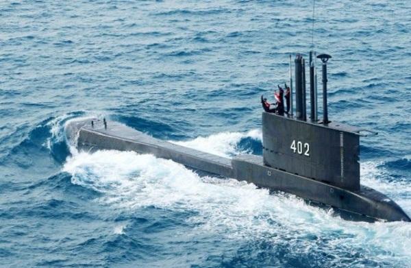 Chạy đua với thời gian để tìm kiếm tàu ngầm Indonesia mất tích - Ảnh 1