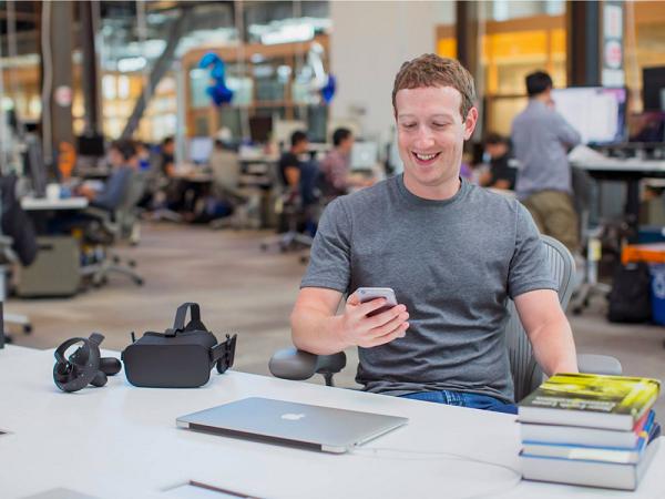 Tin tức công nghệ mới nóng nhất hôm nay 25/4: Ông chủ Facebook nhận bão like với bài đăng chỉ có 1 câu - Ảnh 1