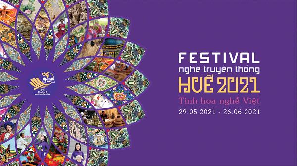 Festival nghề truyền thống Huế 2021: Sự kiện quy mô hoành tráng với những trải nghiệm khó lòng bỏ qua - Ảnh 1
