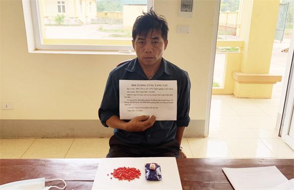 Bắt giữ người đàn ông tàng trữ trái phép chất ma túy ở Điện Biên - Ảnh 1